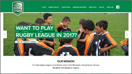 Manawatu Rugby League Website