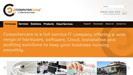 Computer Care Website