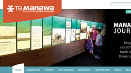 Te Manawaw Website